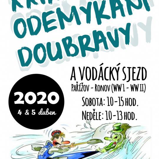 Odemykání Doubravy
