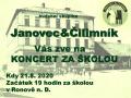 koncert za školou