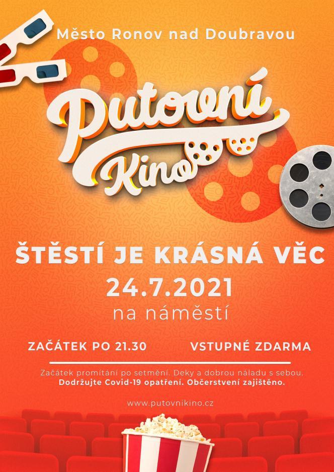 letní kino 24.7.2021
