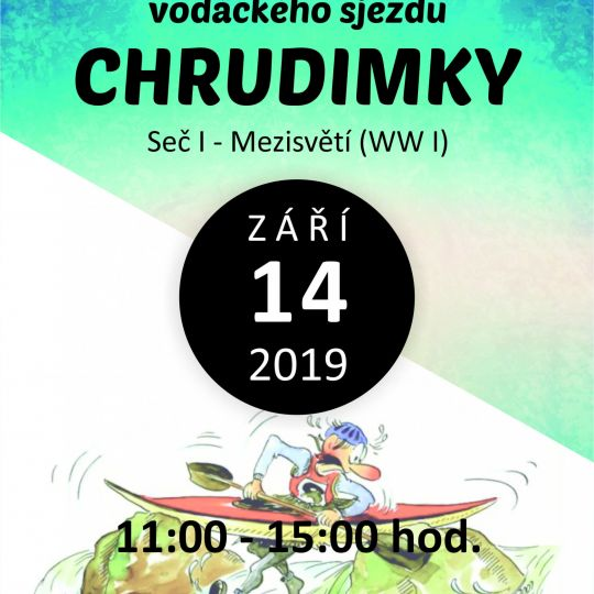 Chrudimka 2019
